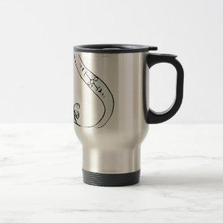 Magical Letter S from tony fernandes design Travel Mug