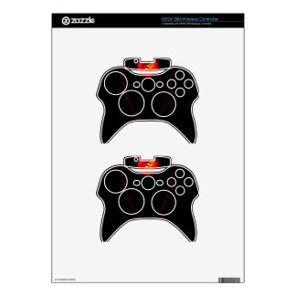 Magical Light and Energy - Licht und Energie 2 Xbox 360 Controller Skin