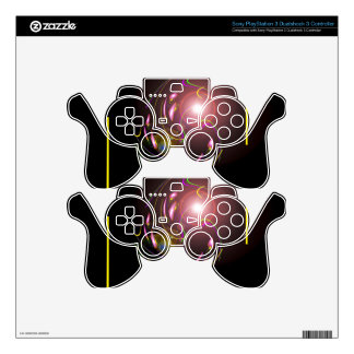 Magical Light and Energy - Licht und Energie 4 PS3 Controller Decal
