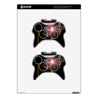 Magical Light and Energy - Licht und Energie 4 Xbox 360 Controller Decal