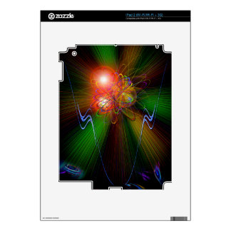 Magical Light and Energy - Licht und Energie 8 Skins For iPad 2
