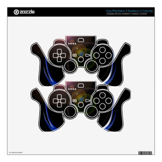 Magical Light and Energy - Licht und Energie PS3 Controller Skins