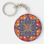 Magical Mandala - Keychain