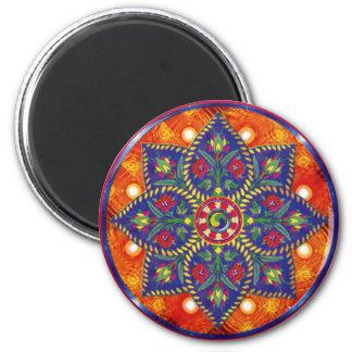 Magical Mandala - Magnet