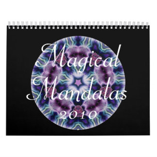 Magical Mandalas Calendar
