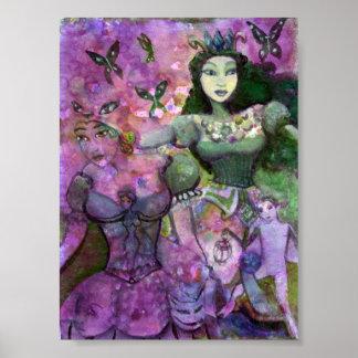 Magical Masquerade Poster