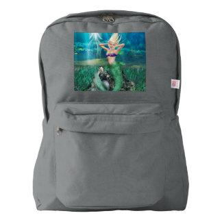 Magical Mermaid Backpack