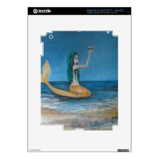 Magical Mermaid iPad 3 Skin