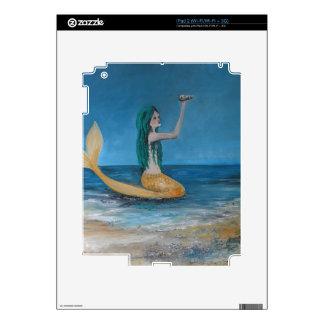 Magical Mermaid Skins For iPad 2