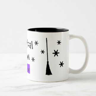 Magical Mom - Mother's Day - Witch's Mug