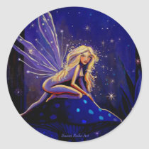 Magical Moonlight Faery Stickers