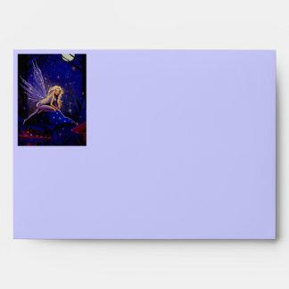 Magical Moonlight Fairy Envelopes