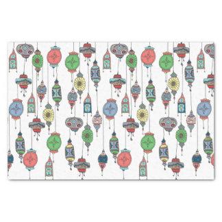 Magical Moroccan Lanterns Tissue Paper
