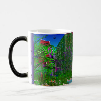 Magical Morphing Fantasy Landscape 03 Coffee Mug