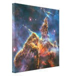 Magical Mountain Canvas Print