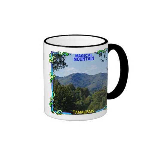 Magical Mountain Mug