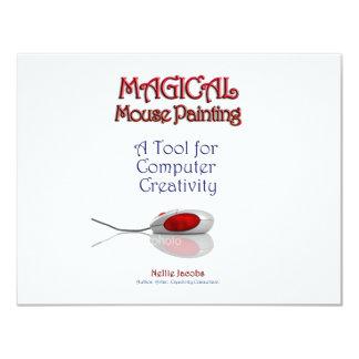 Magical MousePainting™ Custom Invite