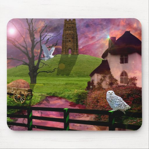 Magical mystery tor.. mousepads