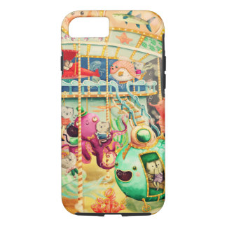 Magical Nautical Carousel iPhone 7 Case