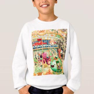 Magical Nautical Carousel Sweatshirt