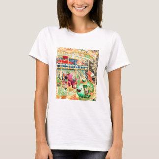 Magical Nautical Carousel T-Shirt