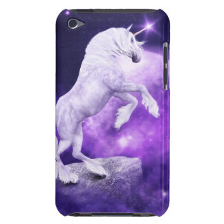 Magical Night Enchanted Unicorn Kingdom Barely There iPod Cases