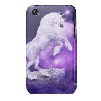 Magical Night Enchanted Unicorn Kingdom iPhone 3 Case-Mate Case