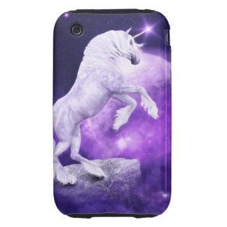 Magical Night Enchanted Unicorn Kingdom iPhone 3 Tough Cover