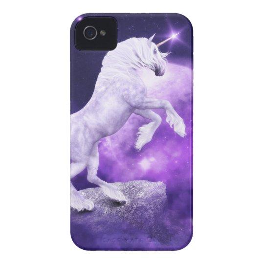 Magical Night Enchanted Unicorn Kingdom iPhone 4 Case
