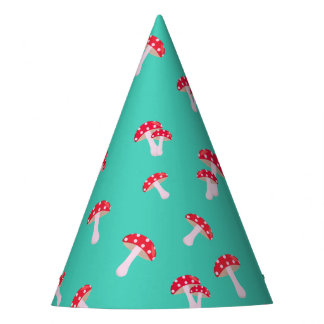 Magical Night Garden Party Hat