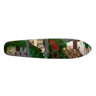 Magical Oak Tree - Old Skool Skate Board