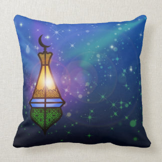 Magical Oriental Lantern - Pillow