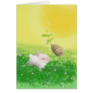 Magical Ostara Card