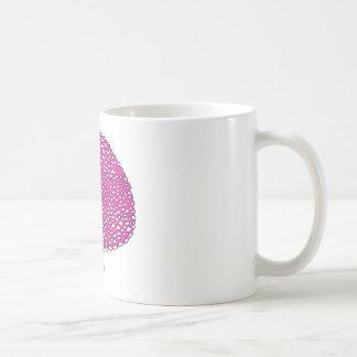 Magical Pink Mushroom Fungus Coffee Mug