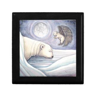 Magical Polar Bears Gift Box