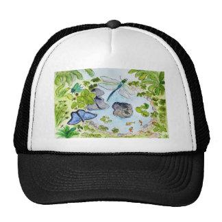 Magical Pond Trucker Hat
