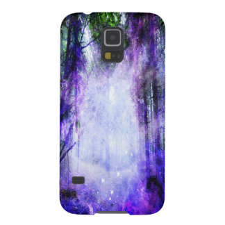 Magical Portal in the Forest Galaxy S5 Case