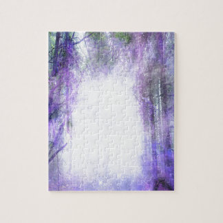 Magical Portal in the Forest Jigsaw Puzzle