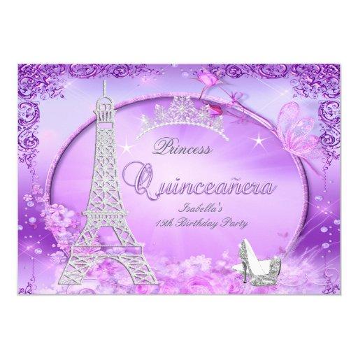 Unique Princess Invitations as adorable invitations ideas