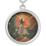 Magical Pumpkin Fairy Necklace