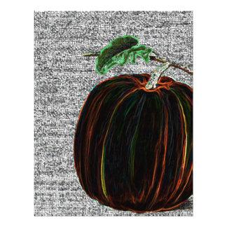 Magical Pumpkin Letterhead