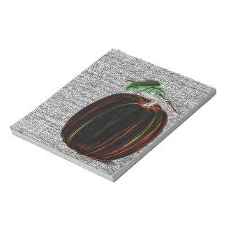 Magical Pumpkin Notepad