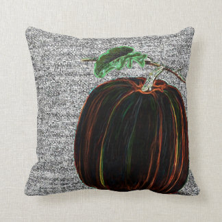 Magical Pumpkin Throw Pillow