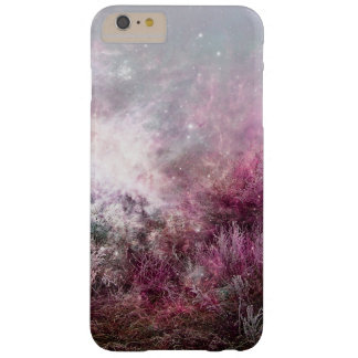 Magical Purple Pixie Dust Nebula Wilderness Barely There iPhone 6 Plus Case