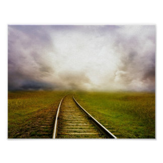 Magical Railroad to Nowhere Poster