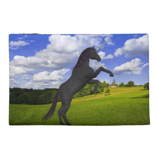 Magical Rearing Unicorn Travel Accessories Bags