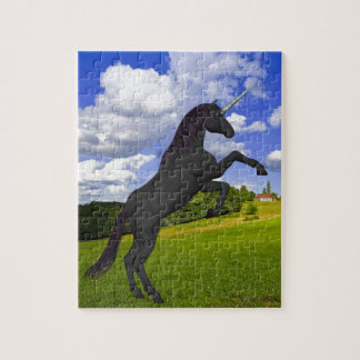 Magical Rearing Unicorn Puzzles