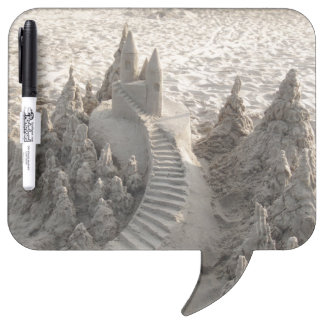 Magical Sand Castle Dry-Erase Board