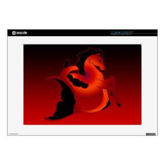 "Magical Sea Horse Collection 15"" Laptop Skin"