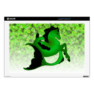 Magical Sea Horse Collection #2 Decal For Laptop